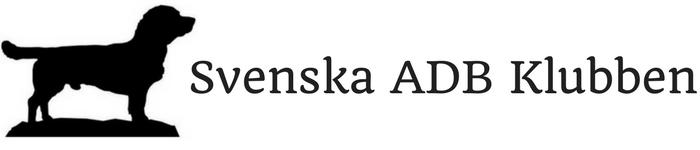 Svenska ADB Klubben – Alpenländische Dachsbracke Logotyp